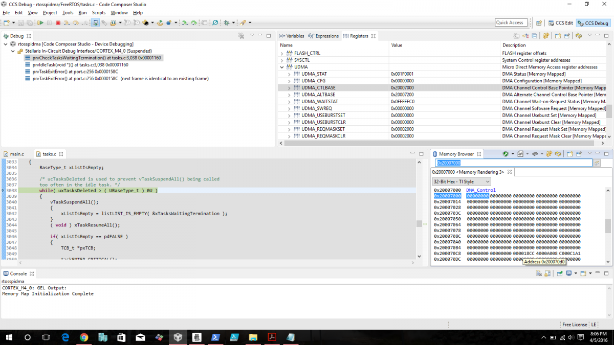 My time with FreeRTOS on the TM4C - Page 3 - Projects - 43oh