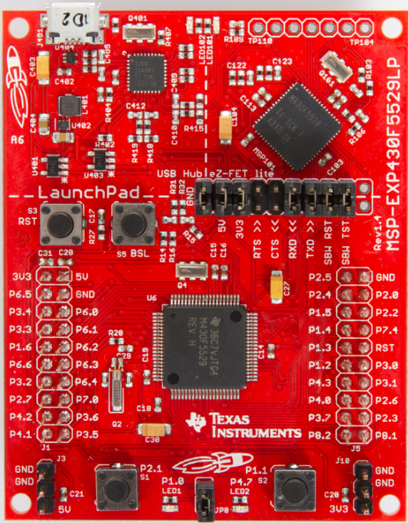 MSP430 LAUNCHPAD USB DRIVER DOWNLOAD FREE
