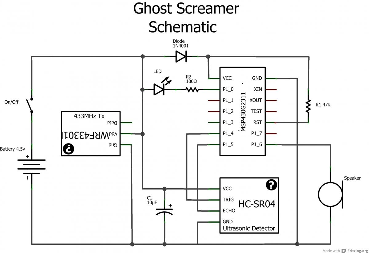 mpy halloween ghost project - projects