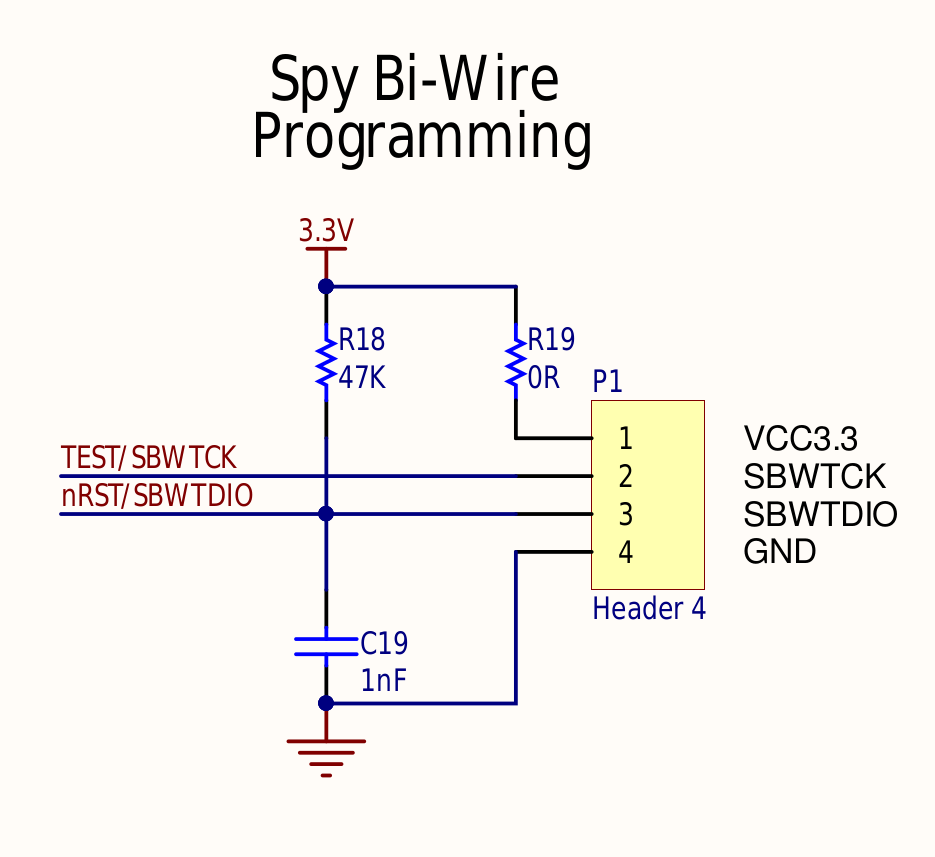 Problem in programming a MSP430 MicroController - General - 43oh