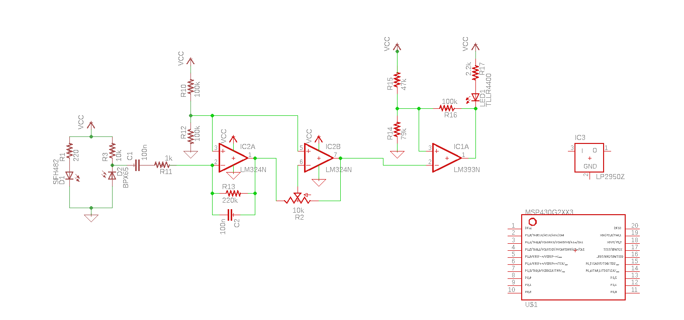 How do I move from the launchpad to a custom schematic